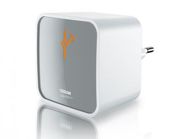 Das Osram LIGHTIFY Gateway - Integration in das WLAN-Netz