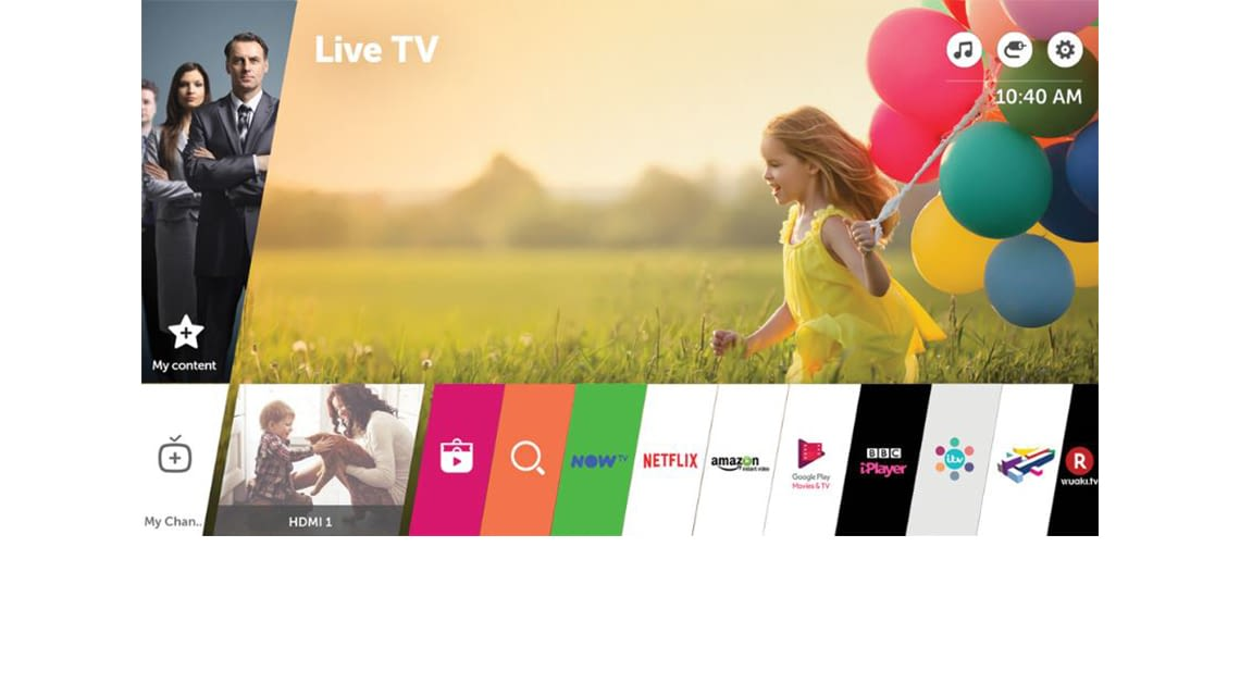 WebOS by LG