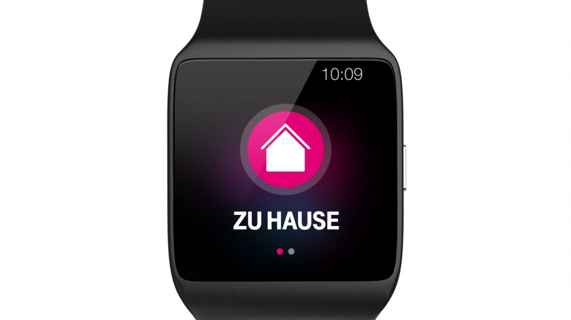 Smart Home am Handgelenk